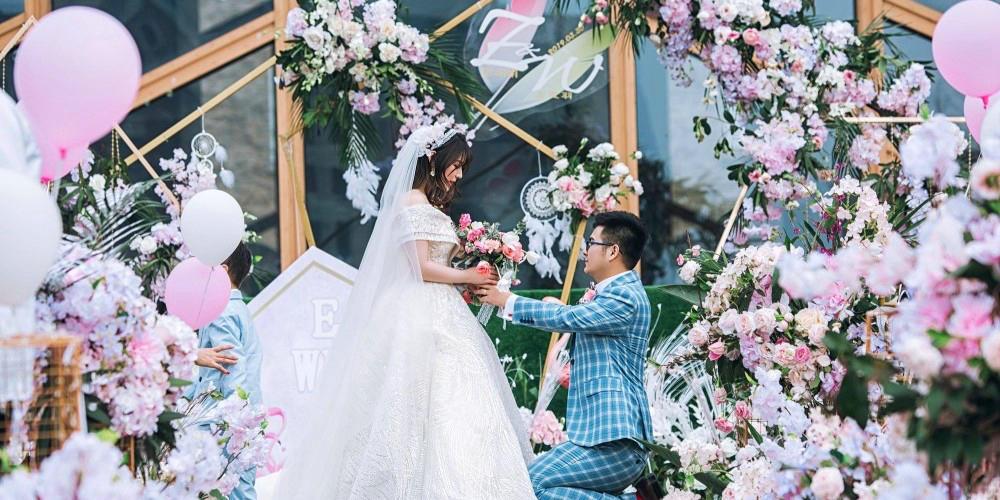【爱你,才爱了这世界】——桐乡婚庆喜望私享婚礼