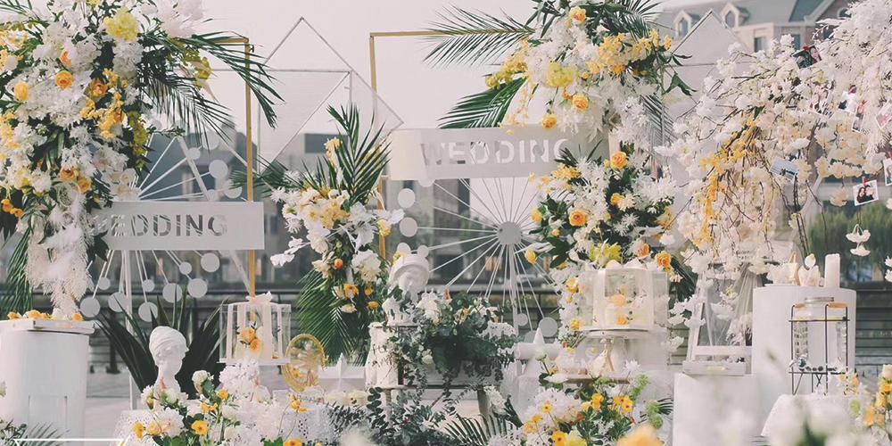 【有花有你,还有爱】桐乡喜望私享婚礼定制