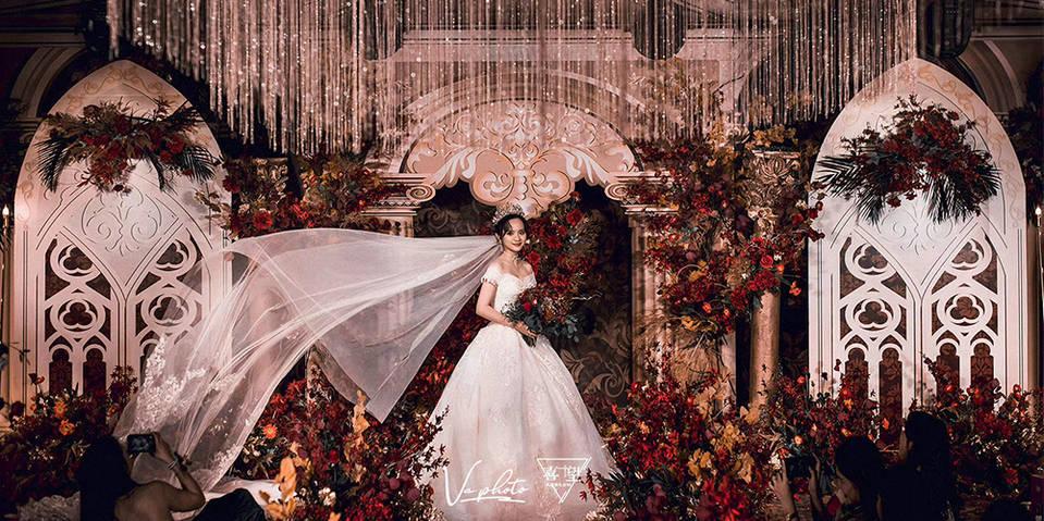 【你是我余生都想守护的幸福】桐乡喜望私享婚礼定制