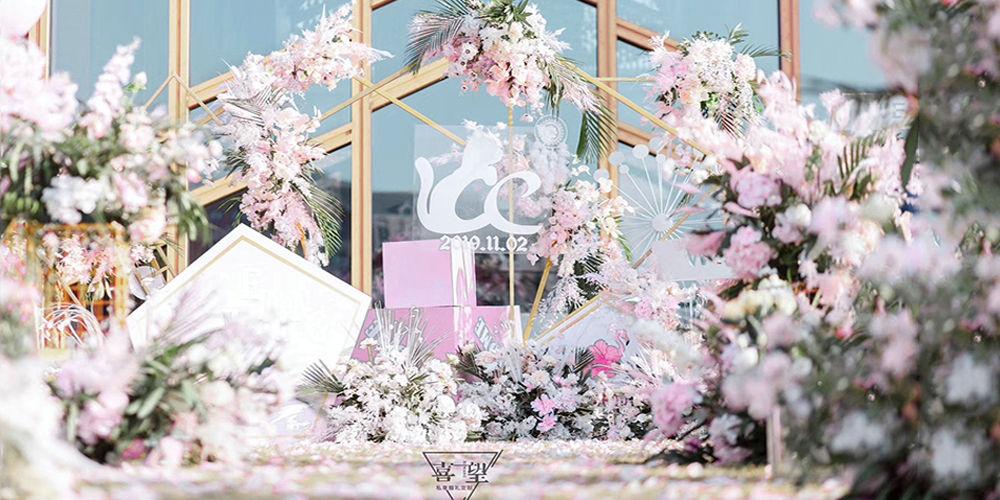 【温暖如你,爱亦如初】桐乡喜望私享婚礼定制