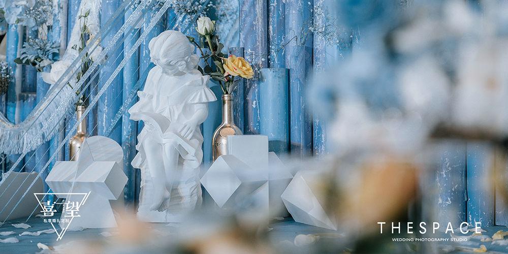 【我一生只做两件事,画画和爱你】桐乡喜望私享婚礼定制