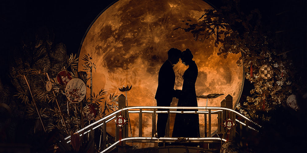 《缘月》新中式婚礼桐乡喜望私享婚礼定制