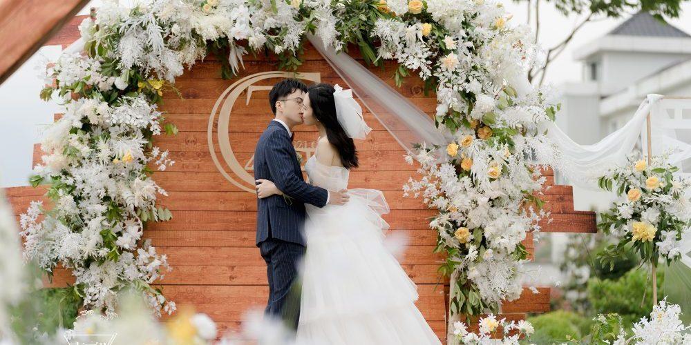 桐乡喜望婚礼策划|遇见花开