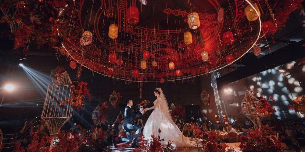 桐乡喜望婚礼|锦瑟流年